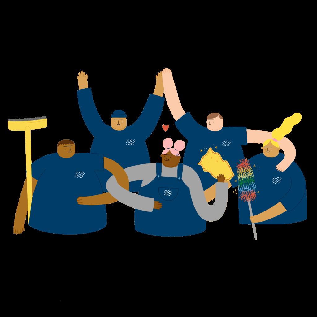 passmore-cleaning-staff-cornwall
